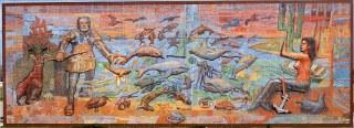 """Descripción Mural """"Desarrollo Histórico Económico y Turístico del ..."""