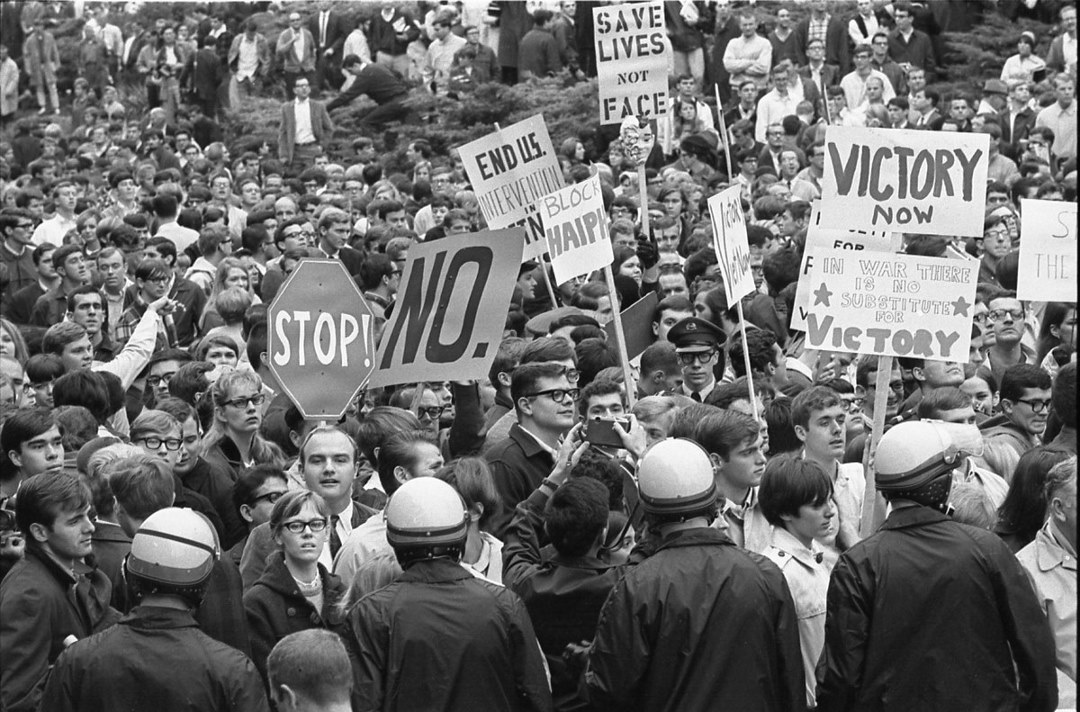 antiwar movement