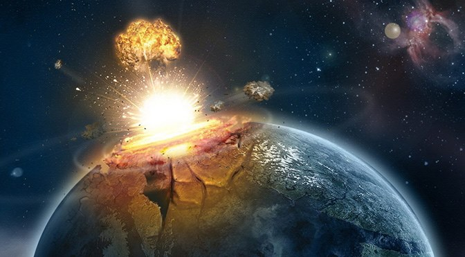 artist-impression-asteroid-impact-earth  (Intenso)